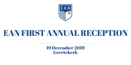 EAN First Annual Reception (2019)