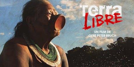 """Proiezione """"Terra libre"""" + incontro con il regista  // Amazzonia biglietti"""