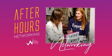 After Hours Networking Night - Reidy's Killarney, November tickets