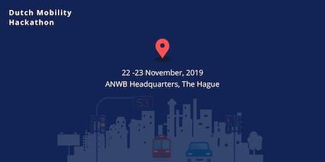 Dutch Mobility Hackathon - 22-23 November 2019 tickets