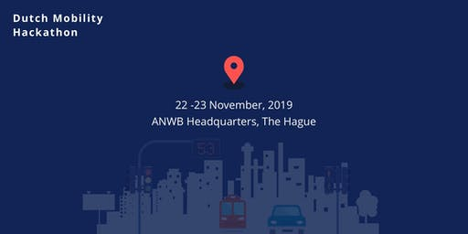 Dutch Mobility Hackathon - 22-23 November 2019