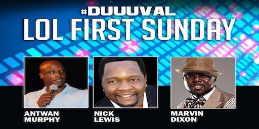 JACKSONVILLE, FL- #DUUUVAL's LOL First Sunday