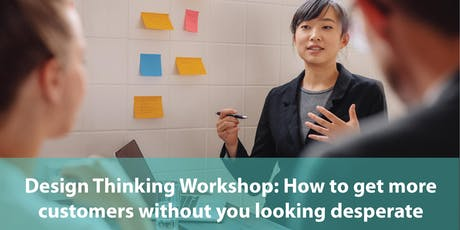 Design Thinking Workshop: How to get more customers tickets