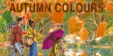 Autumn Colours Flash Writing Walkshop tickets
