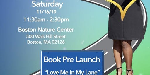 """Love Me In My Lane"" Book Pre Launch"