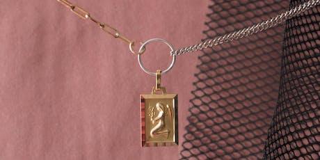 Masterclass de bijoux upcyclés avec Kitesy Martin billets