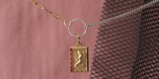Masterclass de bijoux upcyclés avec Kitesy Martin