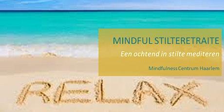 Relax! Mini-Stilteretraite, zo. 15 dec. in Haarlem tickets
