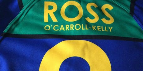 A Night with Ross O'Carroll Kelly at Seapoint Rugby Club tickets