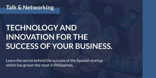 Technology and Innovation for the Success of your Business.