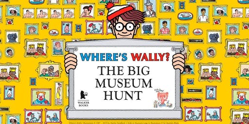 Where's Wally: The Big Museum Hunt
