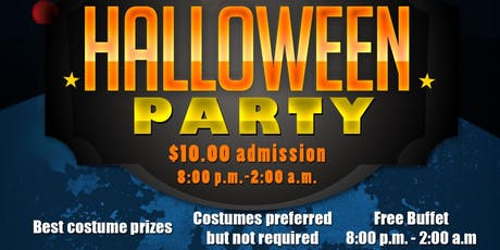 2019 Halloween Costume Party tickets
