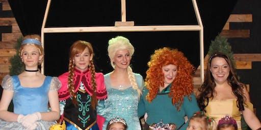Elsa, Anna & Princess Friends Tea - Fundraiser
