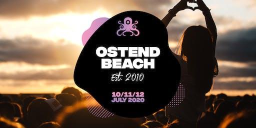 Ostend Beach 2020