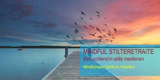Even niets hoeven! stilteretraite, zondag 10 november in Haarlem