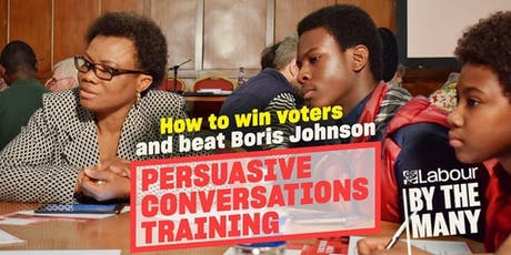 Persuasive Conversations Training tickets