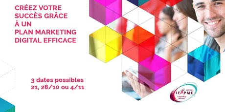 Les midis du marketing digital billets