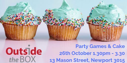 Dyslexia Party - a social event for children with learning difficulties like dyslexia