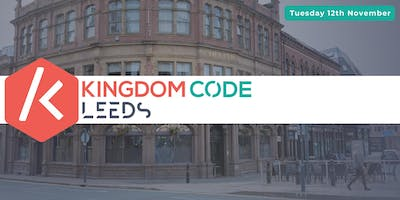 Kingdom Code Leeds: Drink