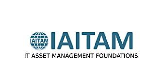 IAITAM IT Asset Management Foundations 2 Days Training in Geneva