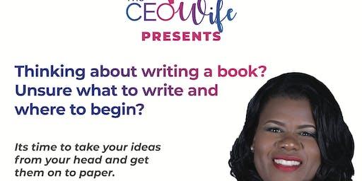 Write, Publish & Promote Your Book Workshop