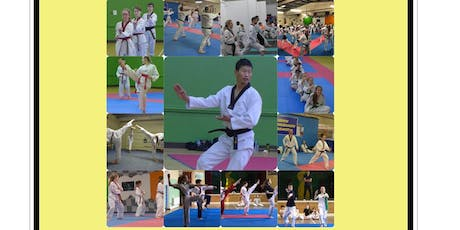 Sunday Poomsae Session tickets