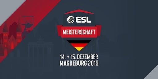 ESL Meisterschaft Magdeburg