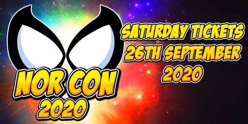 NORCON Day 1 - Sat 26th Sept 2020