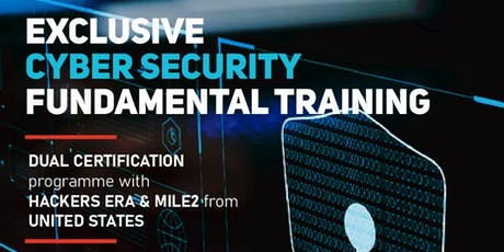 Cyber Security Fundamental (Exclusive Training) tickets
