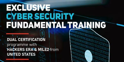 Cyber Security Fundamental (Exclusive Training)