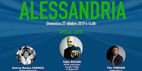 Alessandria OPPORTUNITY DAY 27/10 biglietti