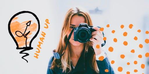 Taller de fotografía creativa para emprendedores