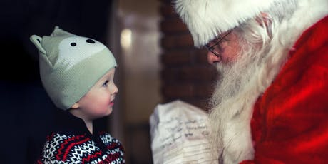 A Visit to Father Christmas at Bramall Hall tickets