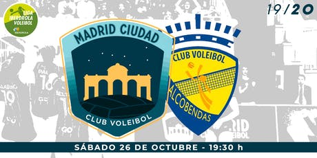 LIGA IBERDROLA VOLEIBOL (J3): Madrid Chamberí vs Feel Volley Alcobendas entradas