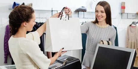 Working in Retail and Customer Service - Course with Certificate! In Polish tickets