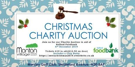 MVCA Christmas Charity Auction tickets