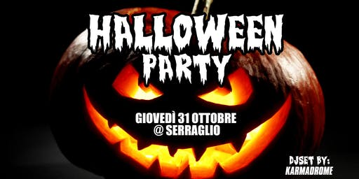 Halloween Dance Party @Serraglio-Milano