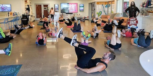 FREE POP UP WORKOUT WITH JEFF ROGERS