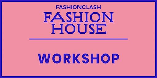 Workshop: Hoe kan ik duurzaam ondernemen in de mode industrie?