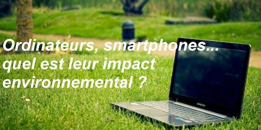 Ordinateurs, smartphones... quel est leur impact environnemental ?