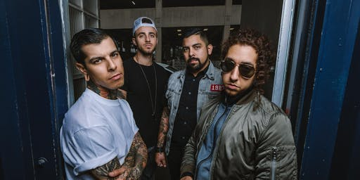 Upon A Burning Body w/ Cane Hill