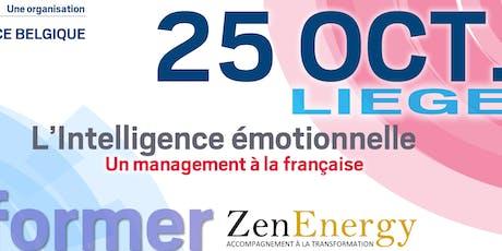 Se former - L'Intelligence émotionnelle, un management à la française billets