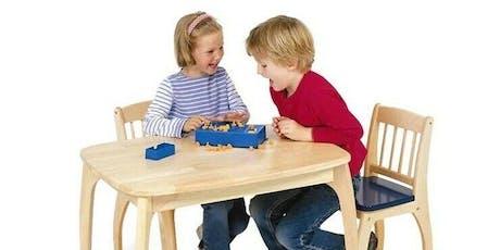 International Kindergarten for Takeover tickets