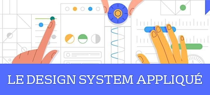 Image pour IxDA Lyon #72 - Le Design System appliqué