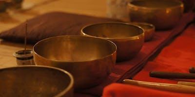 Singing Bowl Intro, Meditation & Energy Share