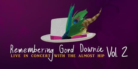 Remembering Gord Downie tickets