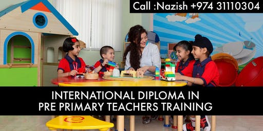 PRE & PRIMARY TEACHER TRAINING COURSE
