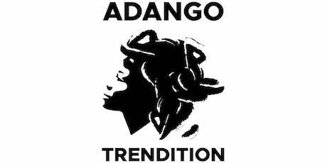 « Trendition » Album - Adango Salicia Zulu billets