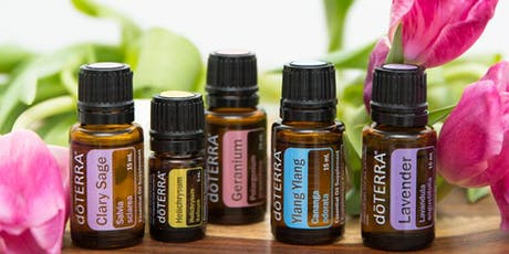Essential Oils 101 ~ North York tickets