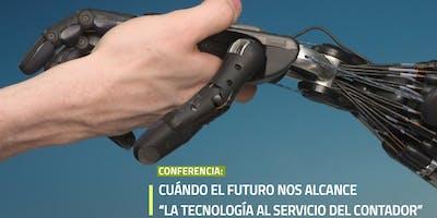 """CUÁNDO EL FUTURO NOS ALCANCE """"LA TECNOLOGÍA AL SERVICIO AL CLIENTE"""""""
